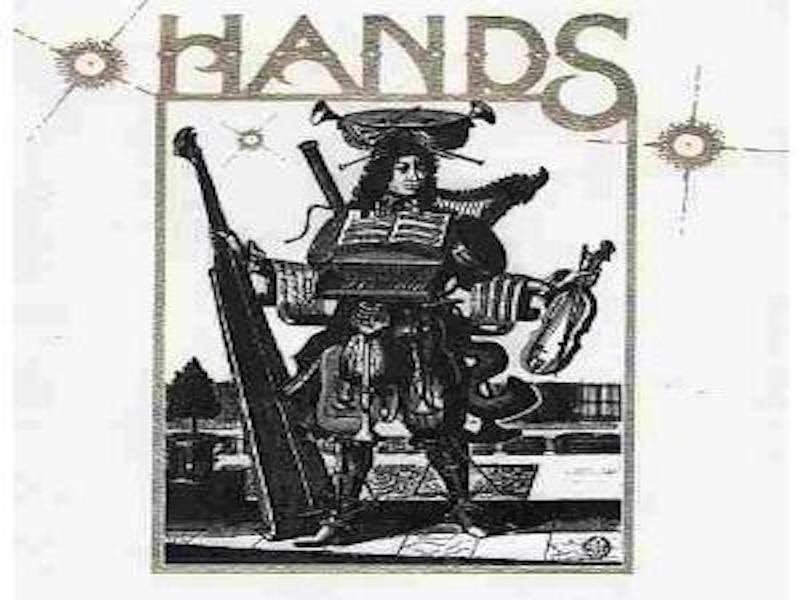 Hands – Hands cover