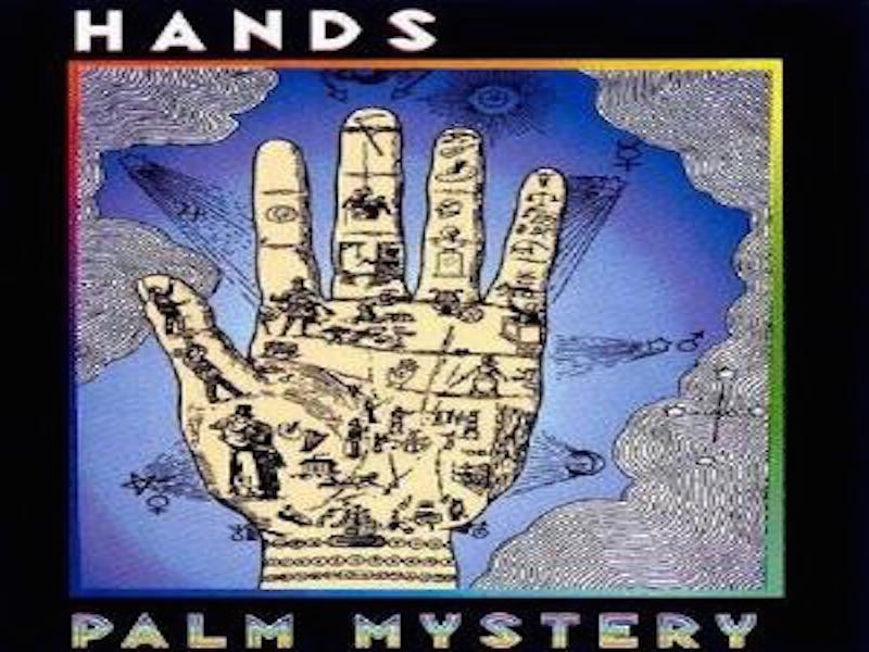 Hands – Palm Mystery cover