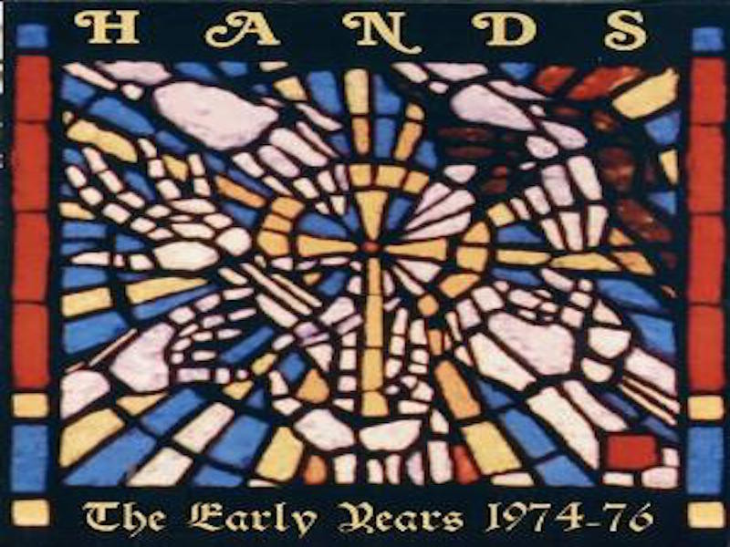 Hands – The Early Years cover